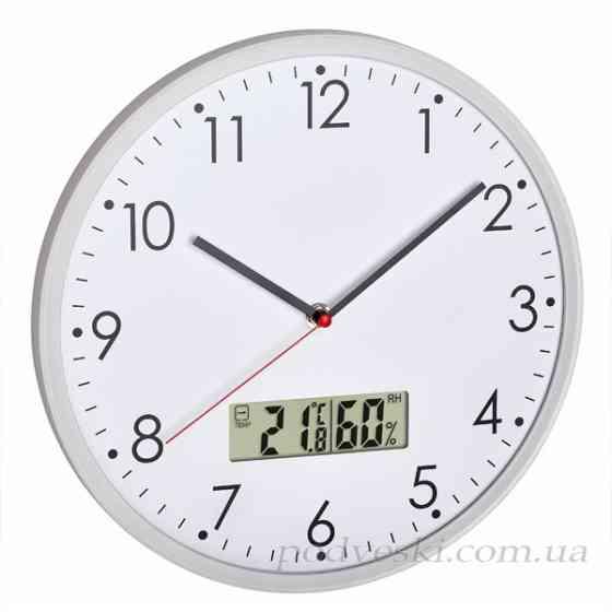 Стильные настенные часы, часы на холсте, электронные будильники Киев