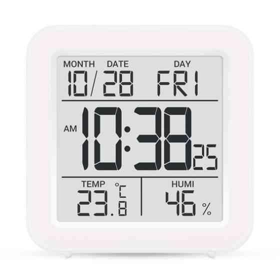 Цифровые комнатные термогигрометры, термометры уличные, барометры, метеостанции Киев