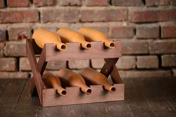 Полки для вина, минибары, винные стеллажи, подарки из дерева Киев