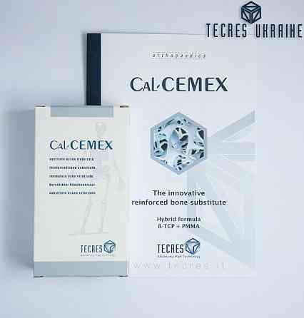 Заменитель костной ткани Cal-Cemex Tecres Харьков