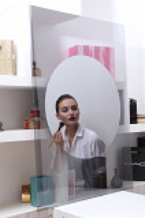 Зеркала 3D без подсветки . Снятие амальгамы с зеркала. Одесса