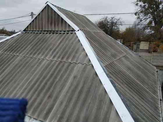 Мелкий ремонт шиферной крыши Харьков Харьков
